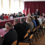 Sesja rady gminy w Piekoszowie 29 maja 2013