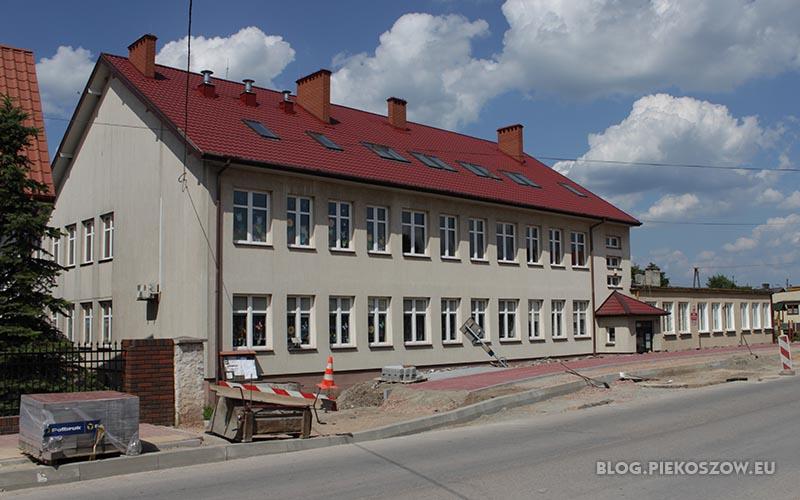Szkoła Podstawowa w Górkach Szczukowskich
