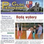 Głos Piekoszowa - sierpień 2013 - okladka