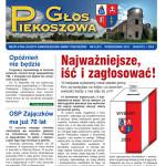 Okładka Głosu Piekoszowa 20/2013