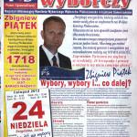 Piekoszowski Kurier Wyborczy - strona 1