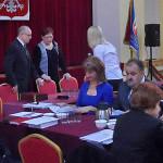 Sesja Rady Gminy w Piekoszowie 20 listopada 2013
