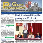 2015-03-06 okładka Głos Piekoszowa luty
