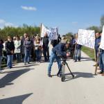 2016-04-22 protest przeciwko spalarni w Micigozdzie 02