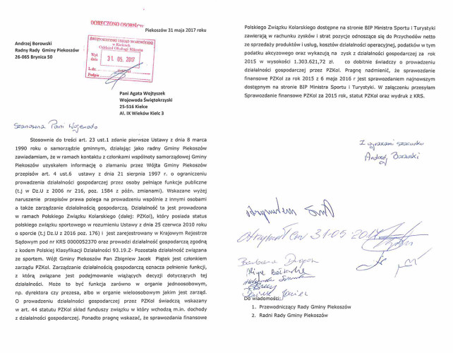 2017-06-02-pismo-radnego-Borowskiego-do-wojewody