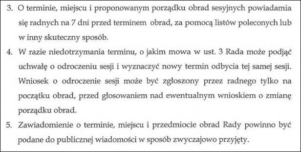 2017-07-03 zrzut statut gminy o terminie sesji